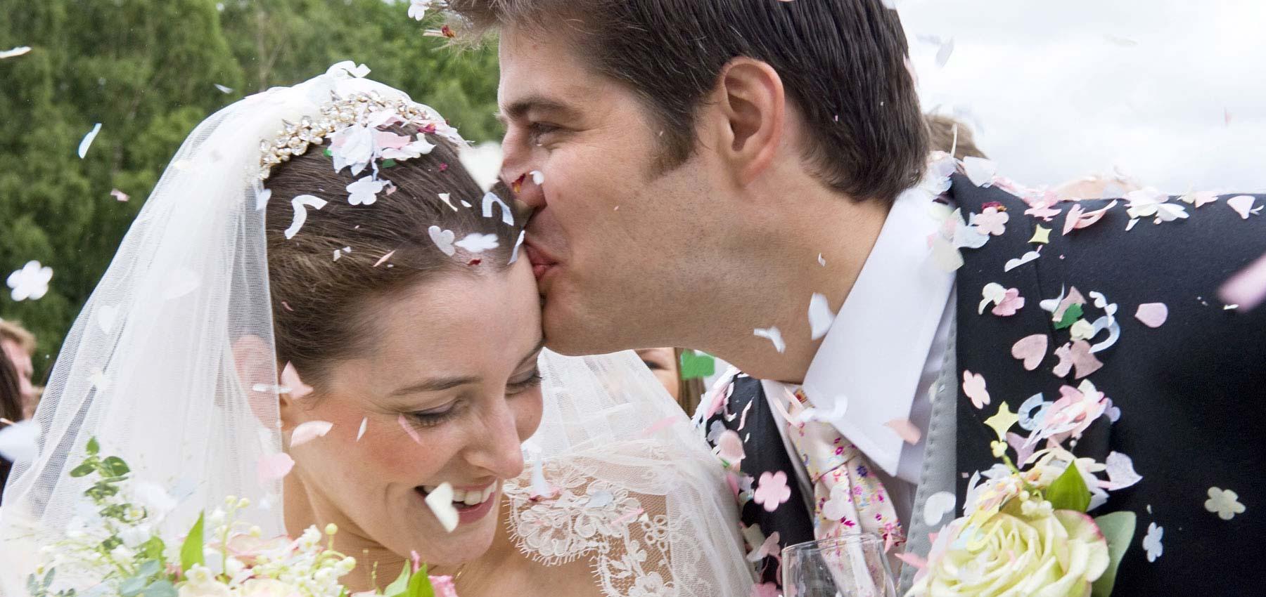 La joie du mariage